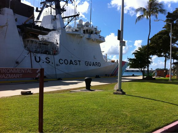 Coast Guard's Newest Major Cutter, BERTHOLF