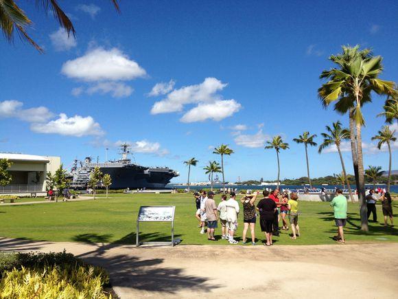 Pearl Harbor, July 4, 2012